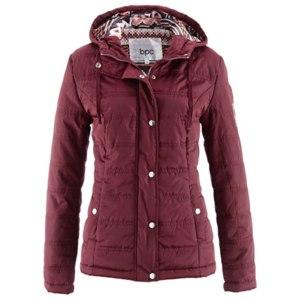 Верхняя одежда BonPrix Стеганная куртка с капюшоном bpc collection 92293895 фото
