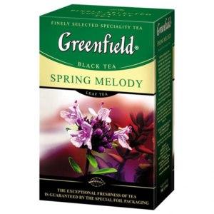 Чай  Greenfield Spring Melody (рассыпной) фото