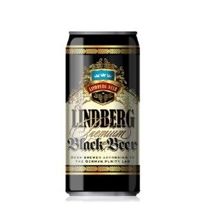 Пиво Lindberg Premium Black   фото