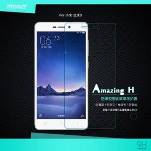 Защитное стекло на экран Nillkin для Xiaomi Redmi 3, Xiaomi Redmi 3S (Amazing Nanometer Anti-Explosion Tempered Glass Screen Protector) фото