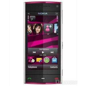 Nokia Нокиа Х-6 фото