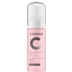 Пенка для умывания Cosmia  очищающая для чувствительной кожи фото