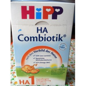 Детская молочная смесь HIPP Combiotic HA 1 фото