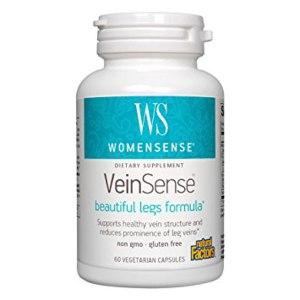 Средства д/лечения варикозного расширения вен Natural Factors WomenSense,VeinSense, Vein Support фото