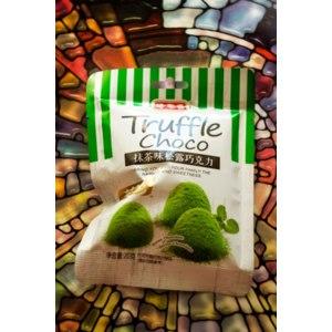 Конфеты Truffle Choco Зеленый чай фото