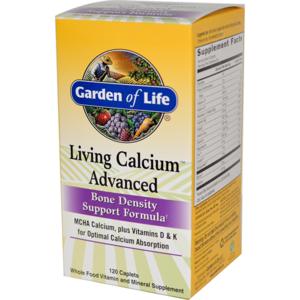 """Витамины Garden of Life """"Living Calcium Advanced"""" фото"""
