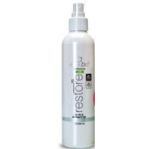 Спрей - кондиционер Occuba Восстанавливающий с кератином для сухих и поврежденных волос Restore фото