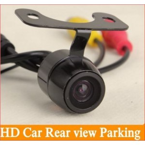 Камера заднего вида Aliexpress Universal Car Rear view Parking Assistance Camera HD Color Night Version Reverse Drive CMOS Camera with 170'' Wide view Angle фото