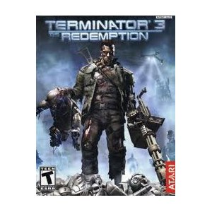 Terminator 3 the Redemption фото