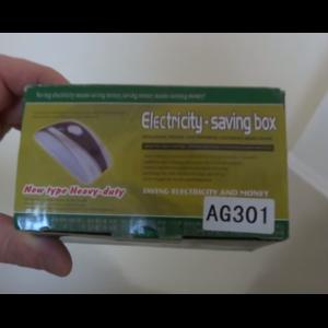 Прибор для экономии энергии Electricity Saving Box  фото