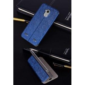 Чехол для мобильного телефона Aliexpress 2016 new Super Thin Fashion Leather Flip Cover Phone Case for ZTE Blade V7 Lite фото