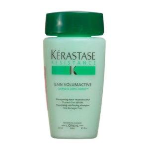 Шампунь Kerastase Resistance: ванна Волюмактив (Bain Volumactive) фото
