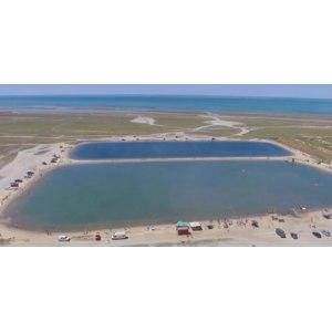 Солёные озёра, с. Счастливцево, Херсонская область фото