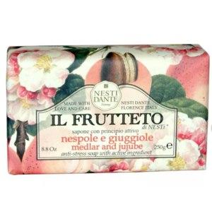 Мыло Nesti Dante Il Frutteto мыло с ароматом цветов мушмулы и финика фото