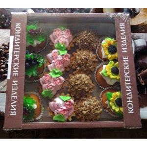 Печенье «Алтайские вкусняшки» песочное бисквитное «Букет вкуса» фото