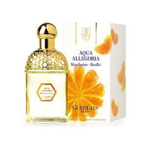 Guerlain Aqua Allegoria Mandarine Basilic  фото