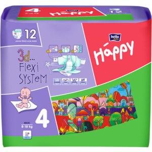 Подгузники Bella Happy 3D Flexi System фото