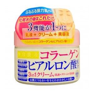 Японские крема для лица с гиалуроновой кислотой