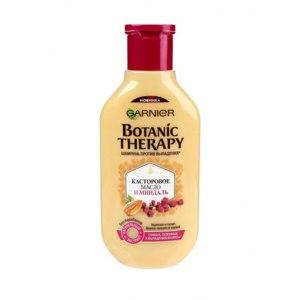 Шампунь Garnier Botanic Therapy Касторовое масло и миндаль фото