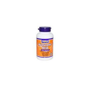 БАД Now Foods Hyaluronic Acid With MSM Гиалуроновая кислота фото