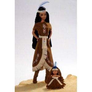 Barbie American Indian. 1995  фото