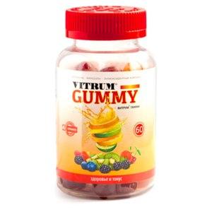 Витаминно-минеральный комплекс Vitrum Gummi фото