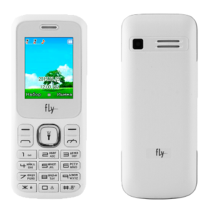 Мобильный телефон Fly FF177 white фото
