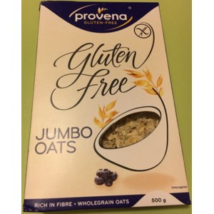 Каша овсяная Provena Gluten Free Jumbo Oats фото