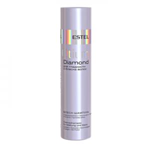 Шампунь Estel Otium Diamond для гладкости и блеска волос блеск-шампунь  фото