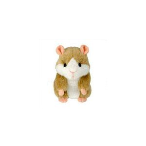 "Aliexpress ""Хомяк - Повторюшка"" New Gray Speaking Talking Sound Record,Hamster Talking Plush Toy Animal T0256 фото"