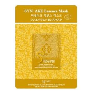 Тканевая маска Mijin Syn-Ake Essence Mask (с змеиным ядом) фото