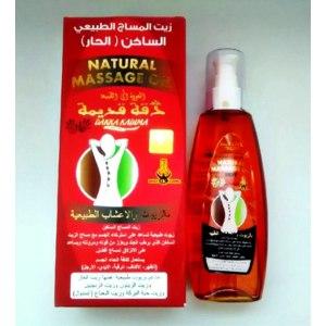 Жидкое массажное масло DAKKA KADIMA для горячего массажа фото