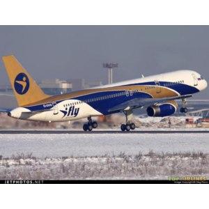 Авиакомпания I FLY фото