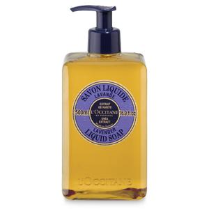 Жидкое мыло L`Occitane Лаванда фото
