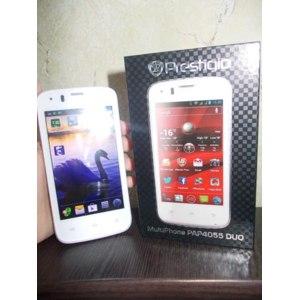 Prestigio MultiPhone 4055 Duo фото