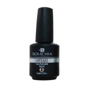 Топ для гель-лака Bohemia Professional apex gel top coat фото