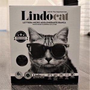 Наполнитель для кошачьего туалета Lindocat Active Plus фото
