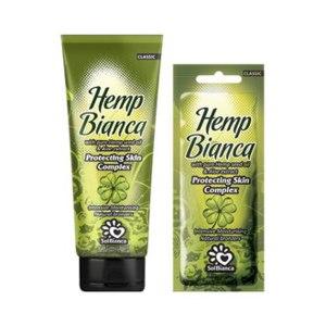 Крем для солярия SolBianca Hamp Bianca Protecting Skin Complex фото