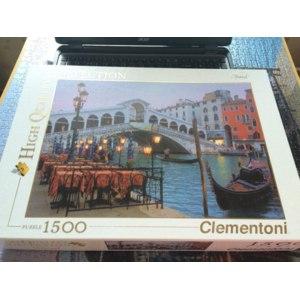 Пазлы Clementoni Art.31982 Venezia фото