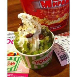 Замороженный йогурт ООО Максимум Натуральный  Yogumi  фото