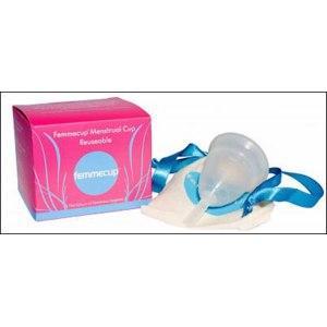 Менструальные капы Femmecup  фото