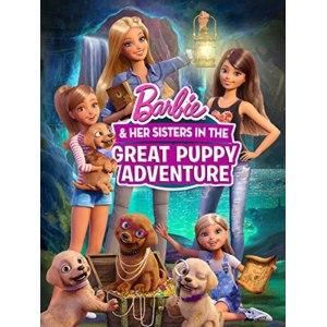 Барби и щенки в поисках сокровищ  фото