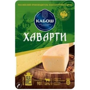 Сыр Кабош Хаварти фото