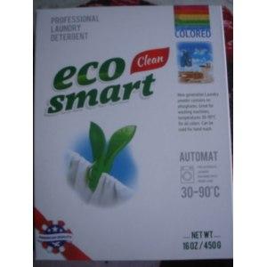 Стиральный порошок ECO smart clean Для цветного белья фото