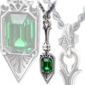 Кулон Alchemy Gothic Sucre Vert Absinthe Spoon Pendant P607 фото
