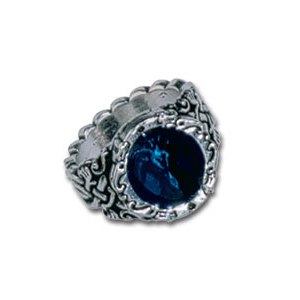 Кольцо Alchemy Gothic Dragons Celtica Ring R86 фото
