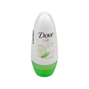 Дезодорант-антиперспирант Dove gofresh Аромат огурца и зелёного чая фото