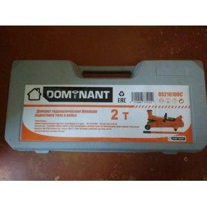 Домкрат Dominant  OS210108C фото