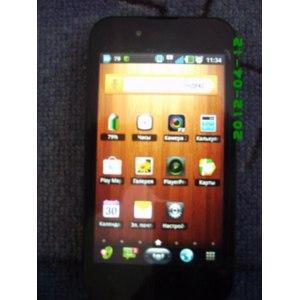 LG Optimus Black P970 фото