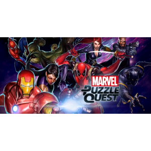Marvel Puzzle Quest фото